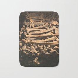 The Bones Bath Mat