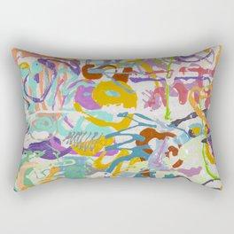 Shamanic Painting 09 Rectangular Pillow