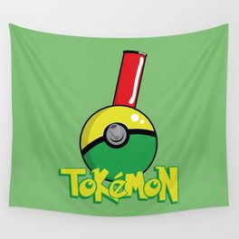 Tokemon GO Wall Tapestry