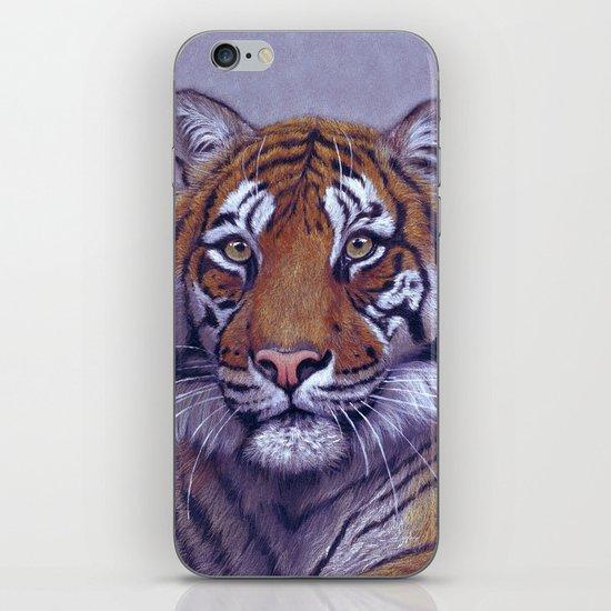 Tiger - portrait CC118 iPhone & iPod Skin