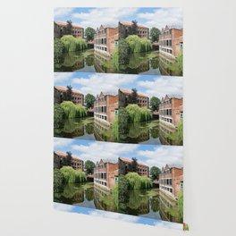 River Foss York Wallpaper