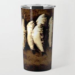 poissons-fishes Travel Mug
