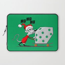 MOUSE CHRISTMAS Laptop Sleeve