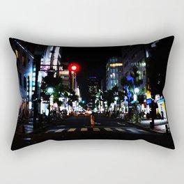 City Nights Rectangular Pillow