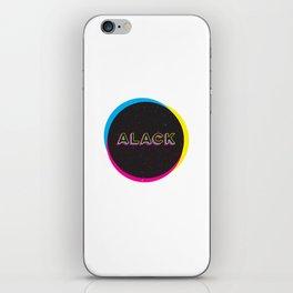 ALACK iPhone Skin