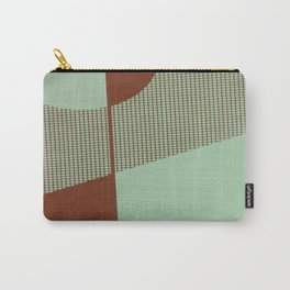 Mid Modern Retro Atomic Carry-All Pouch