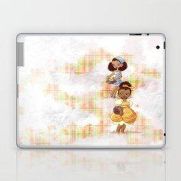 Caribbean Girls Laptop & iPad Skin
