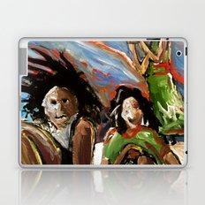 Egg in the Sky Laptop & iPad Skin