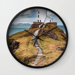 Twr Mawr Lighthouse Wall Clock