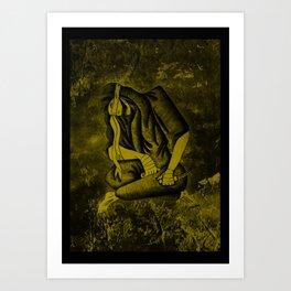 The Procrastination of Death Art Print