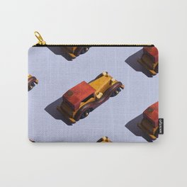 Wooden cars Carry-All Pouch