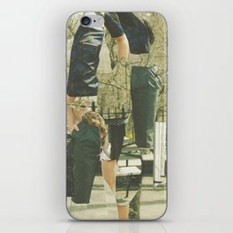 Dont go wasting your emotions iPhone Skin