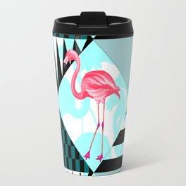 flamingo all days Travel Mug