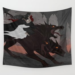 Rulers of the Underworld Wall Tapestry