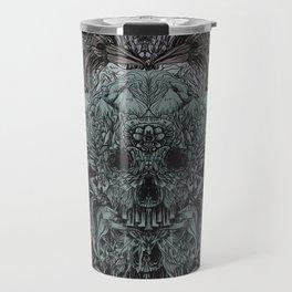 Skull Peaces Travel Mug