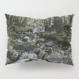 The Fairytale Forest - Landscape and Nature Photography Pillow Sham