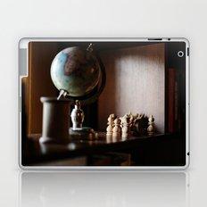 Library Shelves Laptop & iPad Skin