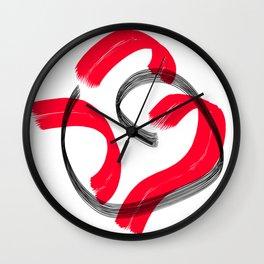 Leptim Wall Clock