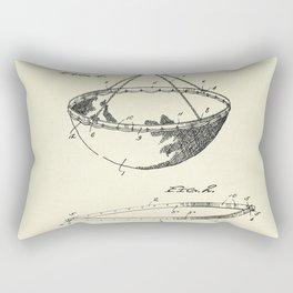 Fishing Net-1920 Rectangular Pillow