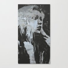 'in the mourn Canvas Print