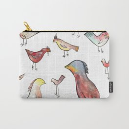 Burds Carry-All Pouch