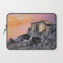 Yosemite Oil Painting Laptop Sleeve