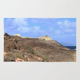 Lighthouse Lobos Rug