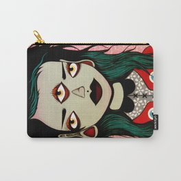 Mutant Girl Carry-All Pouch