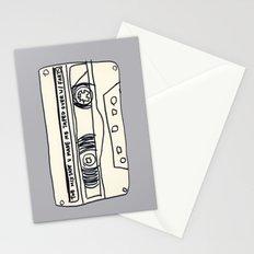 cassette schmassette Stationery Cards