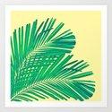 Palm leaf by frulala