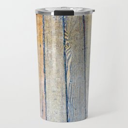 Floorboards Travel Mug