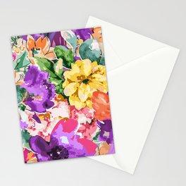 MFA Botanicals 4  Stationery Cards