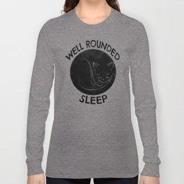 Well Rounded Sleep Long Sleeve T-shirt