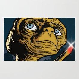 E.T. - The Extra-Terrestrial - Sci-Fi Rug
