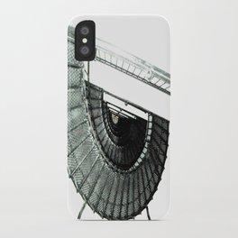 Iron Nautilus iPhone Case