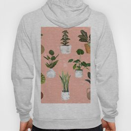 Plants Collection Hoody
