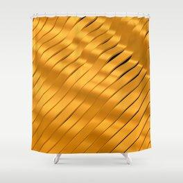 Goldie XII Shower Curtain