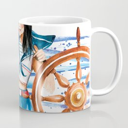 Ship Driver Coffee Mug