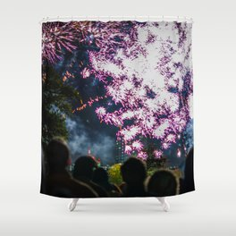 Light The Night Shower Curtain