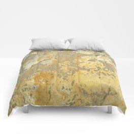 Metal Texture 948 Comforters