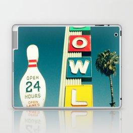Linbrook Bowl - Anaheim, CA Laptop & iPad Skin