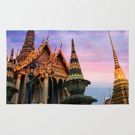 Bangkok palace III Rug