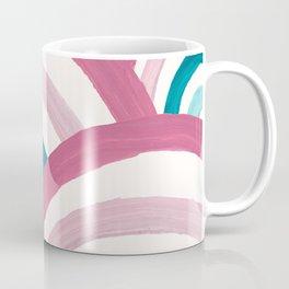 Rainbow Dream Pattern #2 (Kids Collection) #decor #art #society6 Coffee Mug