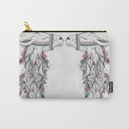 Llama Carry-All Pouch