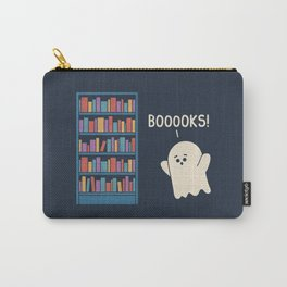 Booook Lover Carry-All Pouch