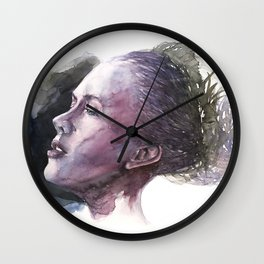 FACE#63 Wall Clock
