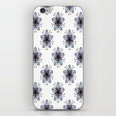 Ditsy Print iPhone & iPod Skin