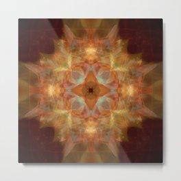 Inner Light Metal Print