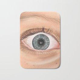 Hallie's Eye Bath Mat