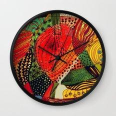 le coeur Wall Clock